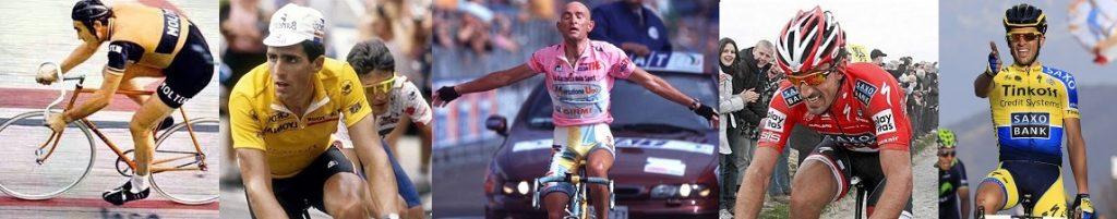 Patrocinios a ciclistas profesionales Selle Italia