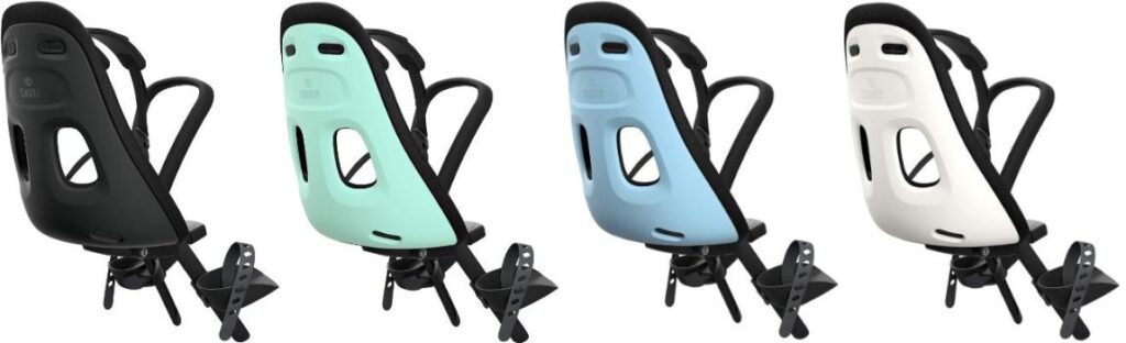 Silla de bebé Thule Yepp Nexxt Mini bicicleta