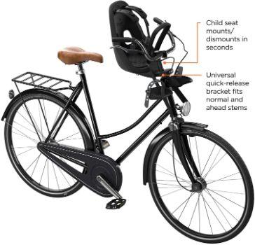 Silla de bicicleta Thule Yepp Nexxt Mini niños